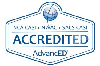 NCA CASI NWAC SACS CASI ACCREDITED AdvanceED